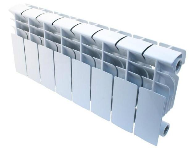 Алюминиевый радиатор Youmay 200B