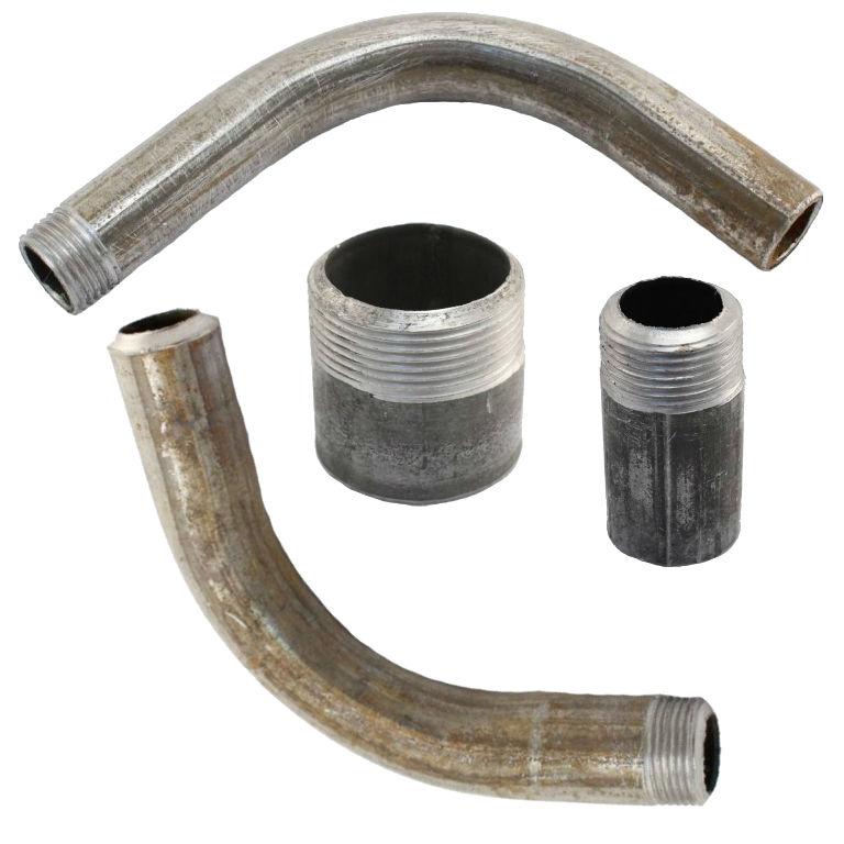 Соединительные элементы из стали